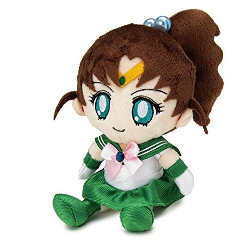 Image 2 for Bishoujo Senshi Sailor Moon - Sailor Jupiter - Mini Cushion - Sailor Moon Mini Plush Cushion (Bandai)