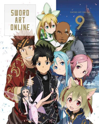 Image 1 for Sword Art Online Vol.9 [DVD+CD Limited Edition]
