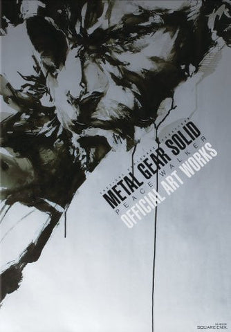 Image for Metal Gear Solid: Peace Walker Official Art Works