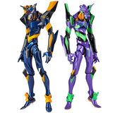 Thumbnail 1 for Evangelion Shin Gekijouban - EVA Mark.06 - Revoltech - Metallic Color Ver. (Kaiyodo)