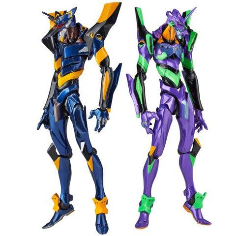 Image for Evangelion Shin Gekijouban - EVA Mark.06 - Revoltech - Metallic Color Ver. (Kaiyodo)