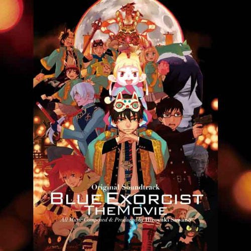 Image 1 for Blue Exorcist The Movie Original Soundtrack