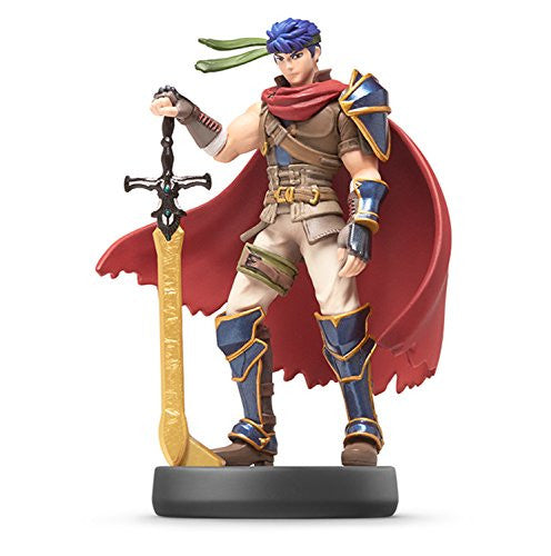 Image 1 for amiibo Super Smash Bros. Series Figure (Ike)