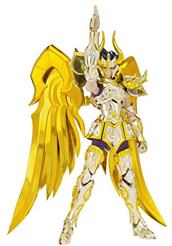 Image 1 for Saint Seiya: Soul of Gold - Capricorn Shura - Myth Cloth EX (Bandai)