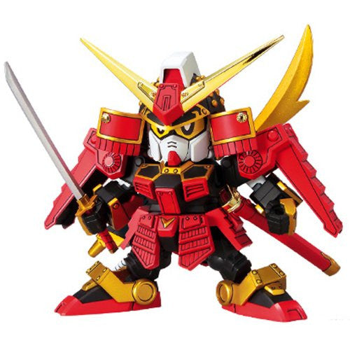 Image 8 for SD Sengokuden Musha Shichinin Shuu Hen - Musha Gundam - SD Gundam BB Senshi #373 - Legend BB (Bandai)