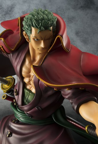 "Image 10 for One Piece Film Z - Roronoa Zoro - Excellent Model - Portrait Of Pirates ""Edition-Z"" - 1/8 (MegaHouse)"