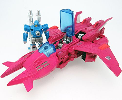 Transformers - Transformers: The Headmasters - Misfire - Transformers Legends LG-52 - Targetmaster Misfire (Takara Tomy)