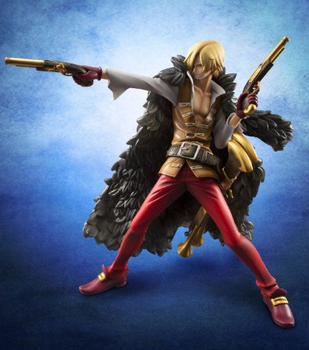 "Image 4 for One Piece Film Z - Sanji - Excellent Model - Portrait Of Pirates ""Edition-Z"" - 1/8 (MegaHouse)"