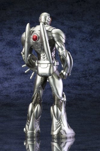 Image 8 for Justice League - Cyborg - DC Comics New 52 ARTFX+ - 1/10 (Kotobukiya)