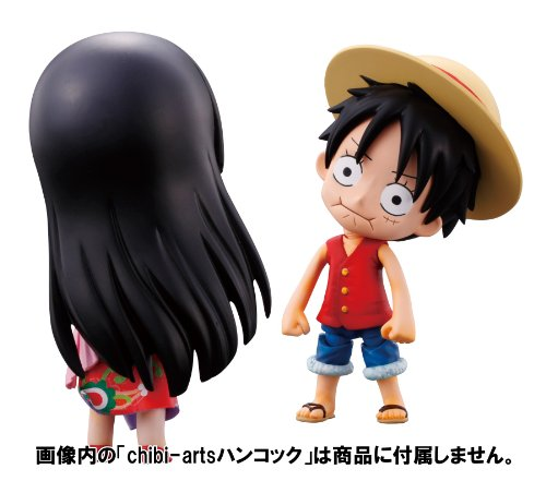 Image 3 for One Piece - Monkey D. Luffy - Chibi-Arts (Bandai)