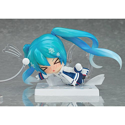 Image 4 for Vocaloid - Hatsune Miku - Rabbit Yukine - Nendoroid #570 - Snow 2016, Snow Owl ver. (Good Smile Company)