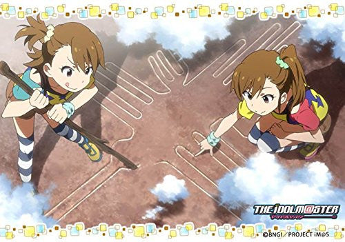 Image 3 for The Idolmaster Shiny Festa - Hoshii Miki - Futami Mami - Futami Ami - Mousepad - Photo Frame (Broccoli)