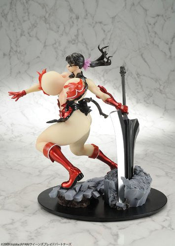 Image 3 for Queen's Blade - Cattleya - Touki Ranbu - 1/6 - Limited Edition, Crimson ver. (Q-six)