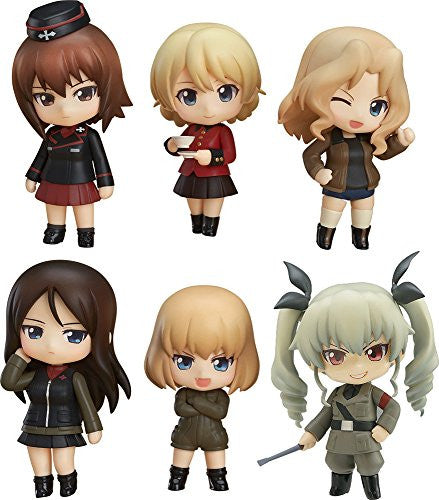Image 1 for Girls und Panzer - Katyusha - Nendoroid Petit - Nendoroid Petit Girls und Panzer - Nendoroid Petite: Girls und Panzer - Other High Schools Ver. (Good Smile Company)