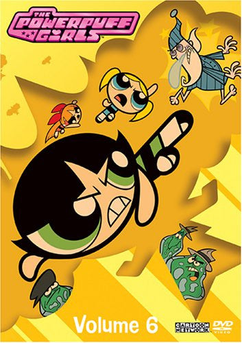 Image 1 for The Powerpuff Girls Vol.6