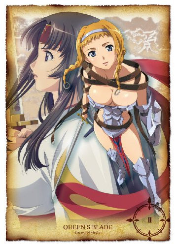 Image 6 for Queen's Blade Ruro No Senshi Vol.1