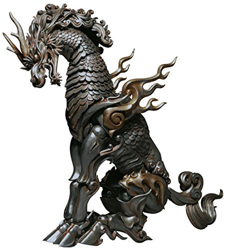 Image 9 for Kirin - Revoltech - Revoltech Takeya - KT Project - Iron Rust Tone Edition (Kaiyodo)