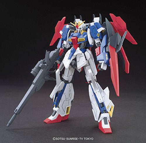 Image 2 for Gundam Build Fighters Try - Lightning Zeta Gundam - HGBF - 1/144 (Bandai)