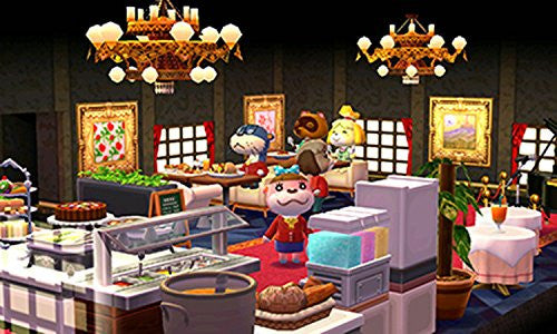 Image 5 for NEW NINTENDO 3DS LL [DOUBUTSU NO MORI: HAPPY HOME DESIGNER PACK]
