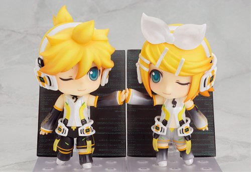 Image 4 for Vocaloid - Kagamine Len - Nendoroid #302 - Append (Good Smile Company)