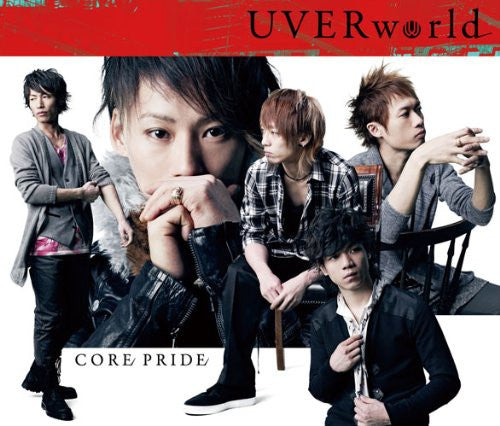 Image 1 for CORE PRIDE / UVERworld [Limited Edition]