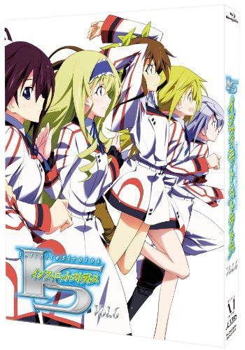 Image 2 for Is Infinite Stratos Vol.6