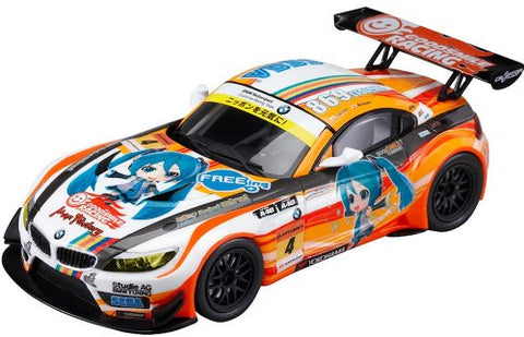 Image for GOOD SMILE Racing - Project Mirai - Vocaloid - Hatsune Miku - Itasha - Project Mirai BMW 2012 - 1/32 - Season Opening ver. (Good Smile Company)