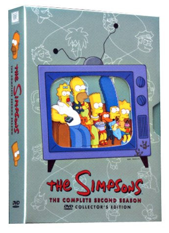 Image for The Simpsons - The Complete Second Season Collector's Edition [Limited Edition]