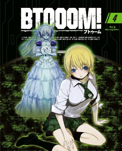 Image 1 for Btooom 04 [Blu-ray+CD Limited Edition]