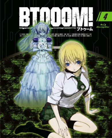 Image for Btooom 04 [Blu-ray+CD Limited Edition]
