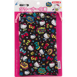 Hello Kitty Pouch for 3DS LL (Black) - 1