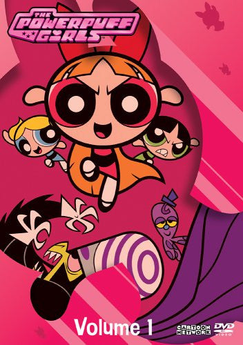 Image 1 for The Powerpuff Girls Vol.1