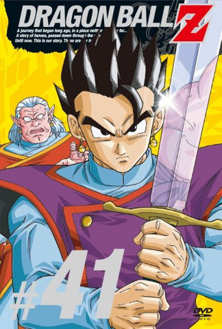 Image for Dragon Ball Z Vol.41