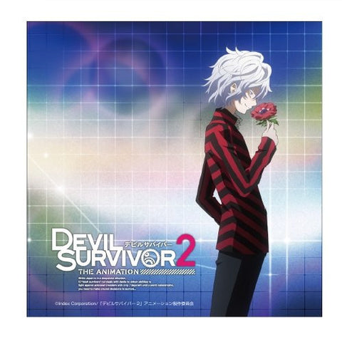 Image for Devil Survivor 2 the Animation - Anguished One - Mini Towel - Towel (Contents Seed)