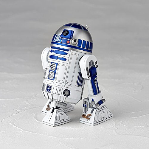 Image 2 for Star Wars - R2-D2 - Revoltech - Star Wars: Revo No.004 (Kaiyodo)