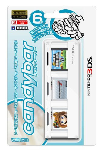 Image 1 for Candybar for Nintendo 3DS [White Milk Version]