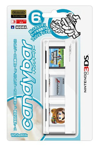 Image for Candybar for Nintendo 3DS [White Milk Version]