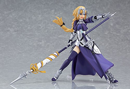 Anime Fate//Grand Order Ruler//Jeanne d/'Arc Figma 390# Action PVC Figure IN Box