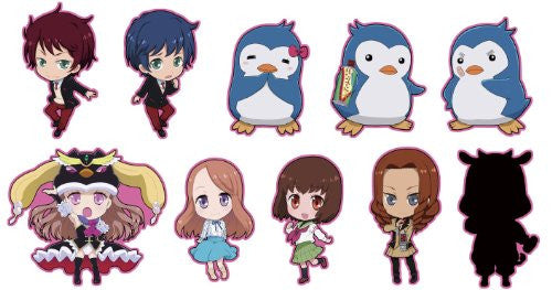 Image 1 for Mawaru Penguindrum - Princess of the Crystal - Keyholder (Penguin Parade)
