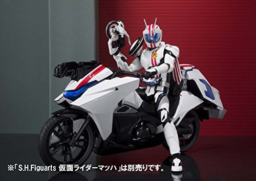 Image 5 for Kamen Rider Drive - Ride Macher - S.H.Figuarts (Bandai)