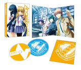 Thumbnail 1 for Angel Beats Vol.4 [Blu-ray+CD Limited Edition]