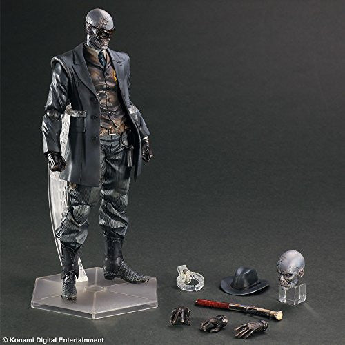 Image 8 for Metal Gear Solid V: The Phantom Pain - Skull Face - Play Arts Kai (Square Enix)