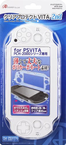 Image 1 for Clear Protector for PS Vita PCH-2000