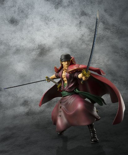 "Image 6 for One Piece Film Z - Roronoa Zoro - Excellent Model - Portrait Of Pirates ""Edition-Z"" - 1/8 (MegaHouse)"