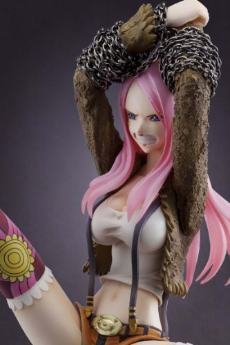 Image 11 for One Piece - Jewelry Bonney - Portrait Of Pirates DX - Excellent Model - 1/8 (MegaHouse)