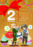 Thumbnail 3 for Pandora Hearts - Comic Special Calendar - Wall Calendar - 2013 (Square Enix)[Magazine]