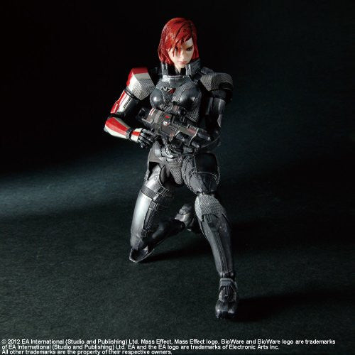 Image 3 for Mass Effect 3 - Jane Shepard - Play Arts Kai (Square Enix)