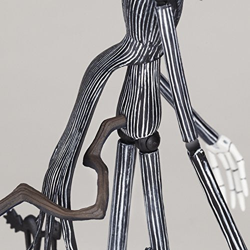 Image 3 for The Nightmare Before Christmas - Jack Skellington - Legacy of Revoltech LR-042 - Revoltech - Revoltech SFX #05 (Kaiyodo)