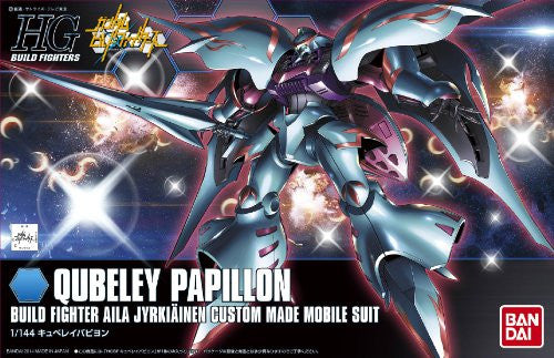 Image 2 for Gundam Build Fighters - NMX-004 Qubeley Papillon - HGBF #011 - 1/144 (Bandai)