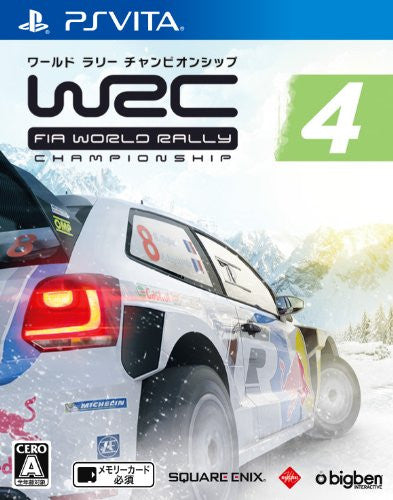 Image 1 for WRC 4 FIA World Rally Championship